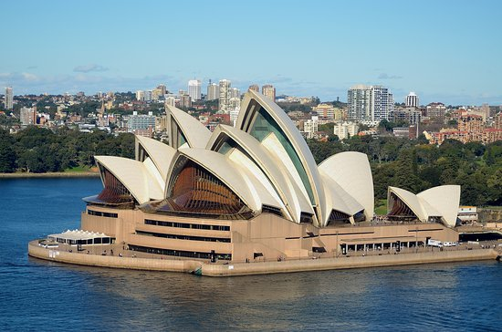 naked photos sydney opera house