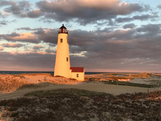Nantucket Great Point Light And Beach Simply Amazing
