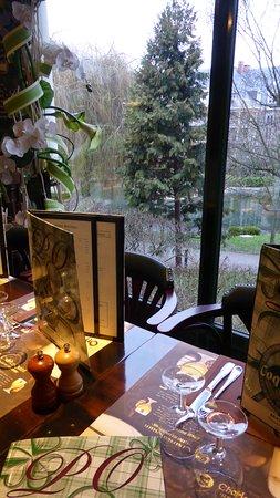 Le Plessis-Robinson, Frankreich: Le restaurant