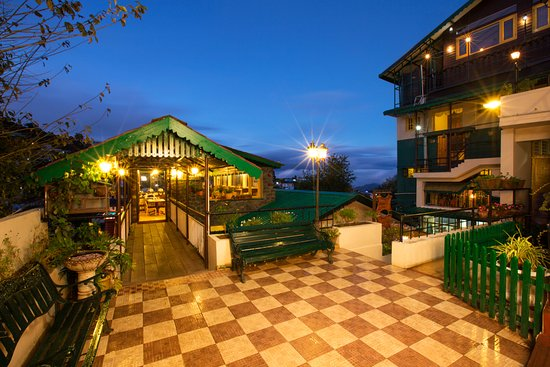 Pine borough inn kodaikanal hotel reviews photos rate comparison tripadvisor for Resorts in kodaikanal with swimming pool