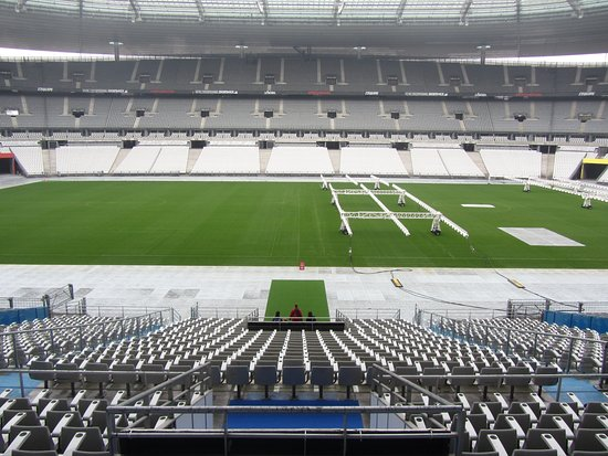 germany vs poland at euro 2016 joachim loew in the technical area picture of stade de france. Black Bedroom Furniture Sets. Home Design Ideas