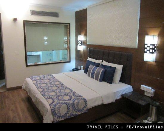 Hotel Shiraz Regency: Room no 4010 [Boutique Room]