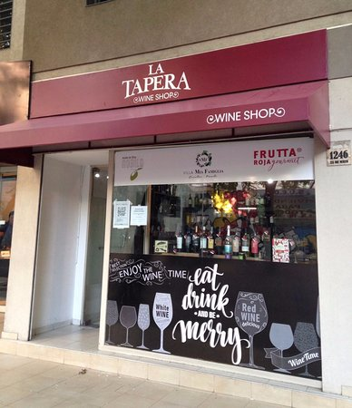 La Tapera Wine Shop
