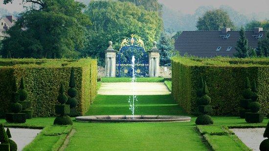 Saxônia-Anhalt, Alemanha: Schloss Hundisburg