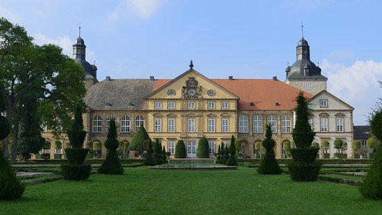 Saxony-Anhalt, Germany: Schloss Hundisburg