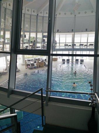Podstrana, Croazia: La piscine intérieur