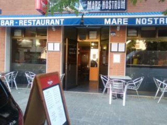 Vila Seca, İspanya: ENTRADA RESTAURANTE