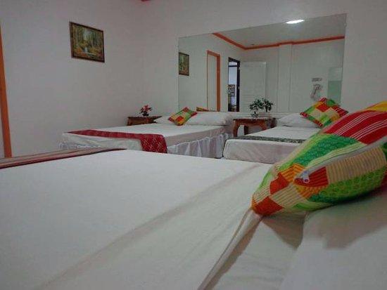 Hallway - Picture of Maur Hotel, Mindoro - Tripadvisor