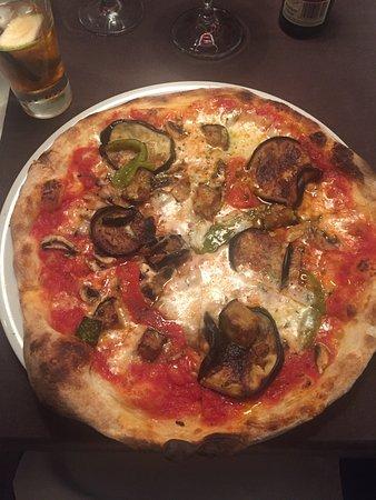 Ingenio, España: Pizza Ortolana