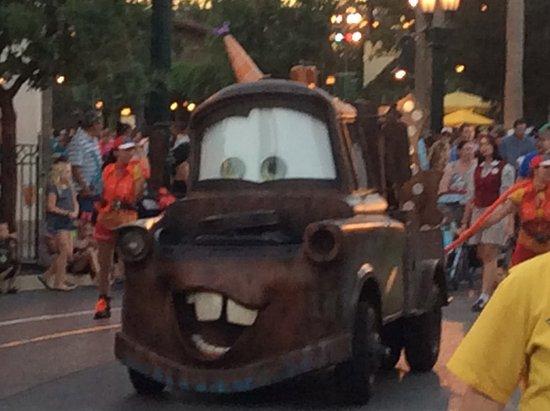 Disney's California Adventure: California Adventure Parade