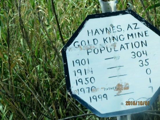 Jerome, AZ: data