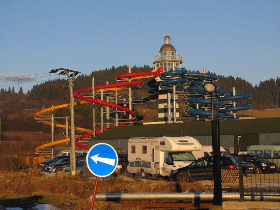 Bešeňová, Slovakia: okolie