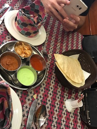 The Kathmandu Nepali Indian Restaurant: photo0.jpg
