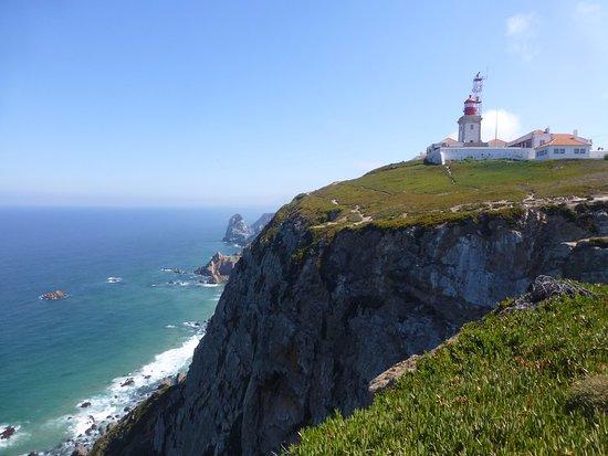 Colares, Portugal: 羅卡角