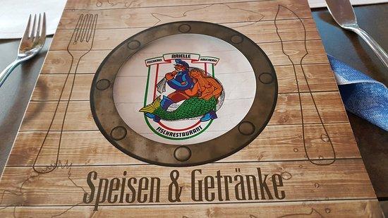 Werder upon Havel, เยอรมนี: Fischrestaurant Arielle