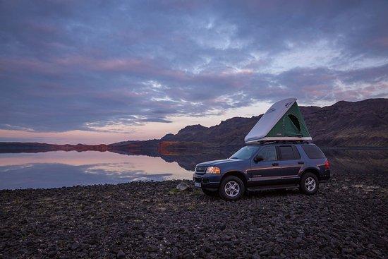 camping cars car rental keflavik island anmeldelser. Black Bedroom Furniture Sets. Home Design Ideas