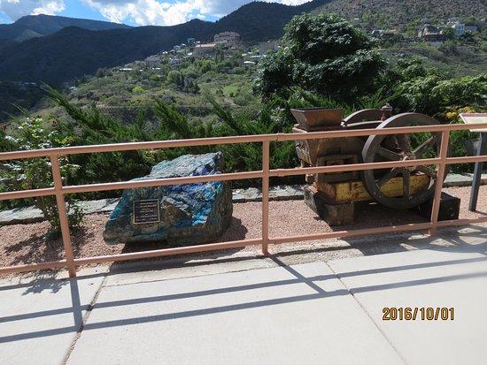 Jerome, AZ: Mining stuff