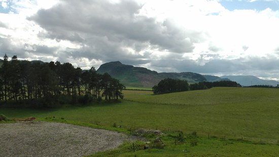 Newtonmore, UK: Deluxe Family Suite View