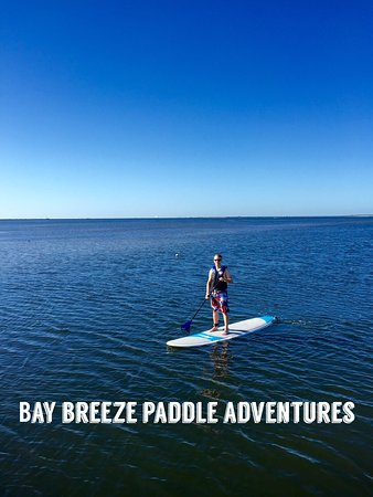 ‪Bay Breeze Paddle Adventures‬