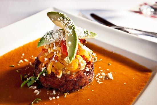 Besito Mexican Restaurant Crab Cake