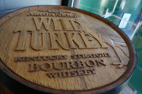 Lawrenceburg, KY: Top of their Bourbon Barrel