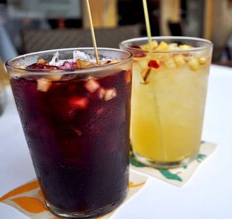 Burlington, MA: Sangria