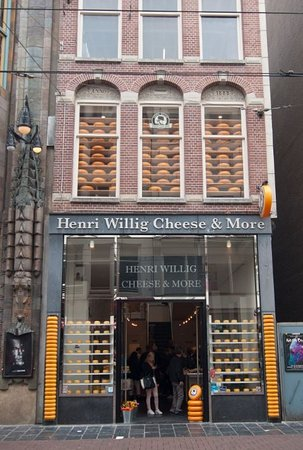 Proefzolder - Cheese tasting by Henri Willig