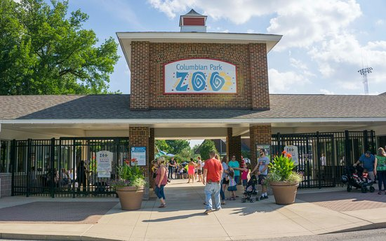 West Lafayette, IN: Columbian Park Zoo