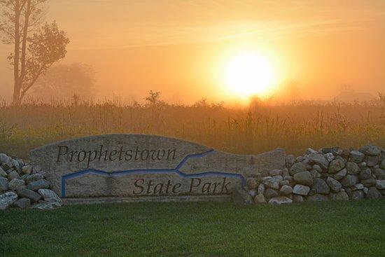 Lafayette, IN: Prophetstown State Park