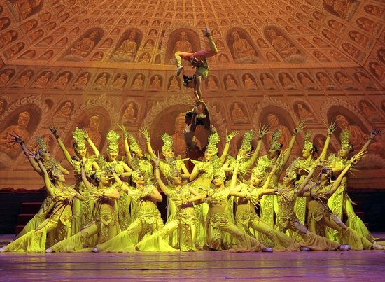 Dunhuang Theater: Dunhuang Theatre