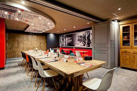 Ibis lyon nord 3 for Hotel f1 salon de provence