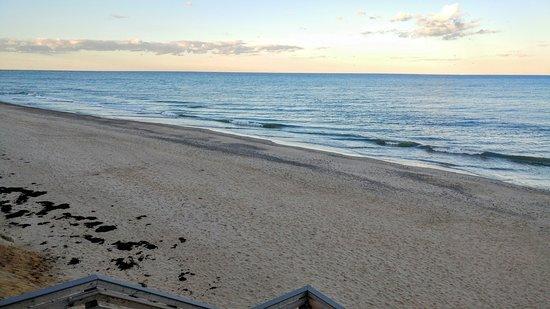 Eastham, MA: Nauset Light Beach