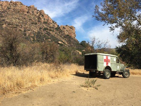 Agoura Hills, Californien: mash site