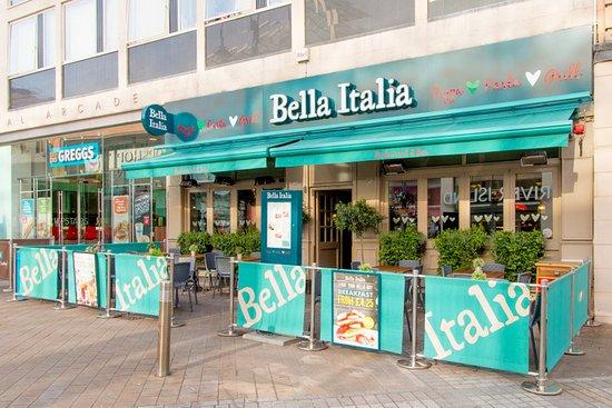 Bella Italia Leeds Briggate Quarry Hill Updated 2020