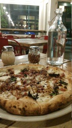 Pizza heaven!