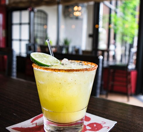 Roslyn, NY: Mex-Calita Margarita