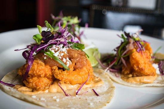 Roslyn, NY: Street Tacos de Camarones