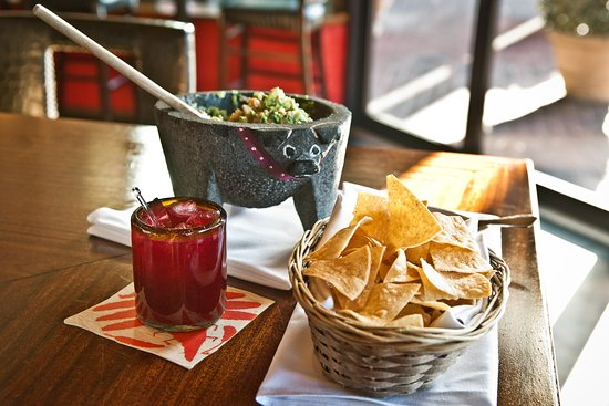 Roslyn, Estado de Nueva York: Tableside Guacamole