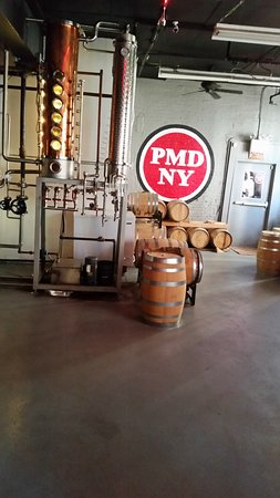 Photo of Distillery Port Morris Distillery at 780 E 133 Rd St, Bronx, NY 10454, United States