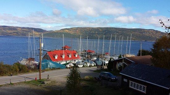 Chalets sur le Fjord Foto