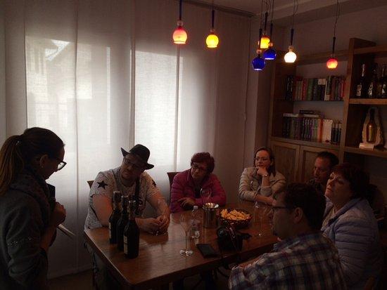 Pieve di Soligo, İtalya: Bisol - wine tasting with Hotel Ambra's guests - Quarto d'Altino