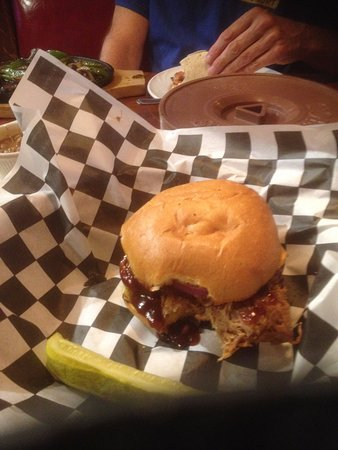 Mountainhome, Pensylwania: Pork Sandwich