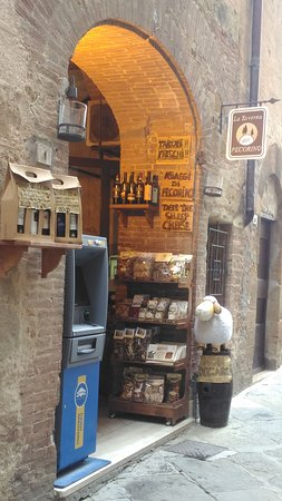 Pienza, Włochy: Ottimo pecorino