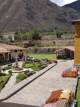 Sonesta Posadas del Inca Sacred Valley Yucay: Courtyard1