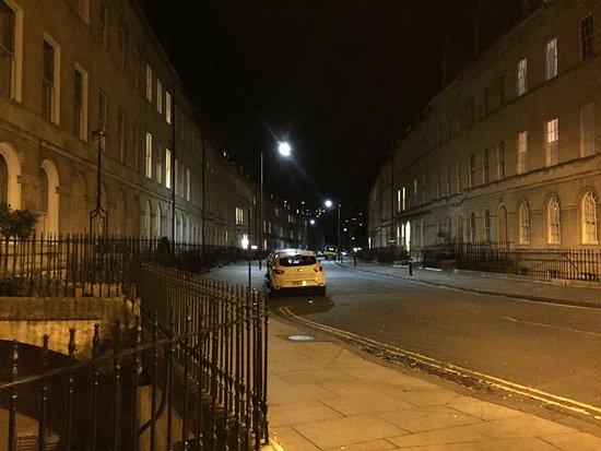The Kennard: De straat van het hotel