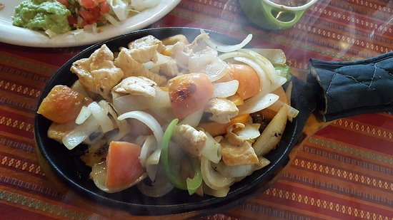 Placentia, Californië: Chicken Fajitas