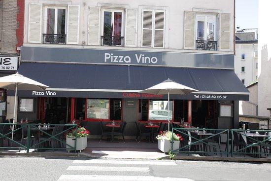 Pizza Vino : Façade