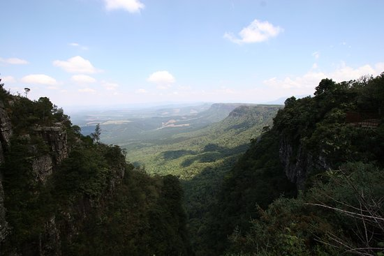 Graskop, Afrique du Sud : And you need to pay for this - download this pic and say you have been there