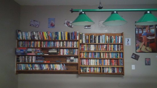 Sebring, Floryda: Clubhouse Library