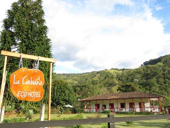 Ecohotel La Cabaña